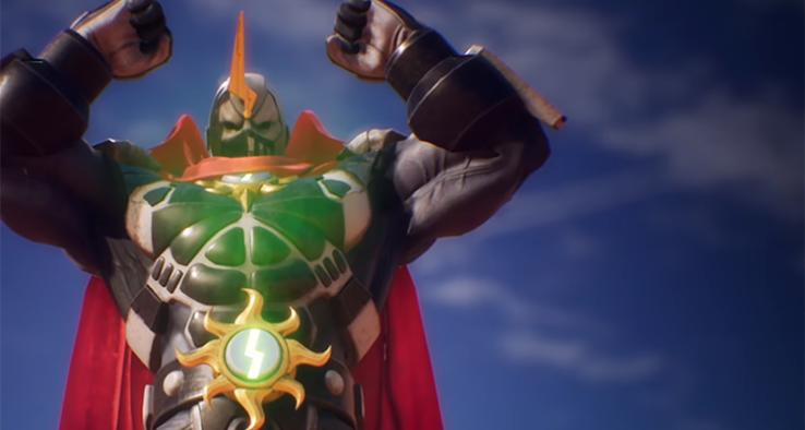 Shadowgeist EX Fighting Layer Trailer